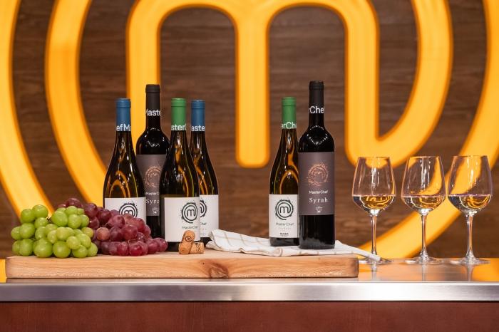 MasterChef lanza su propia selección de vinos